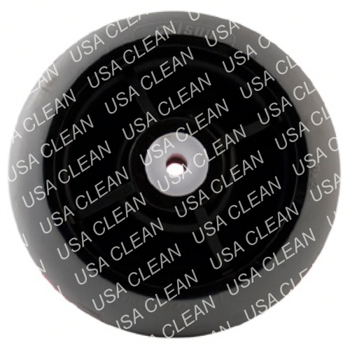 Hillyard C3 Restroom Cleaning : Wheel with inch bore details  usa clean