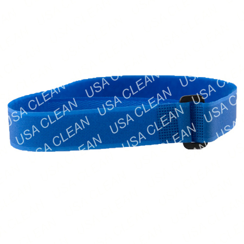 Hillyard C3 Restroom Cleaning : Velcro strap inch details  usa clean
